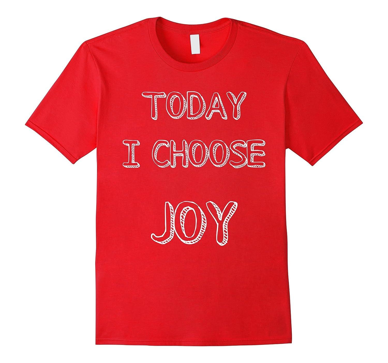 Choose Joy Christian Apparel Jesus Clothing Graphic T-Shirt-FL