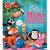 KLUTZ Sew Mini Animals Toy