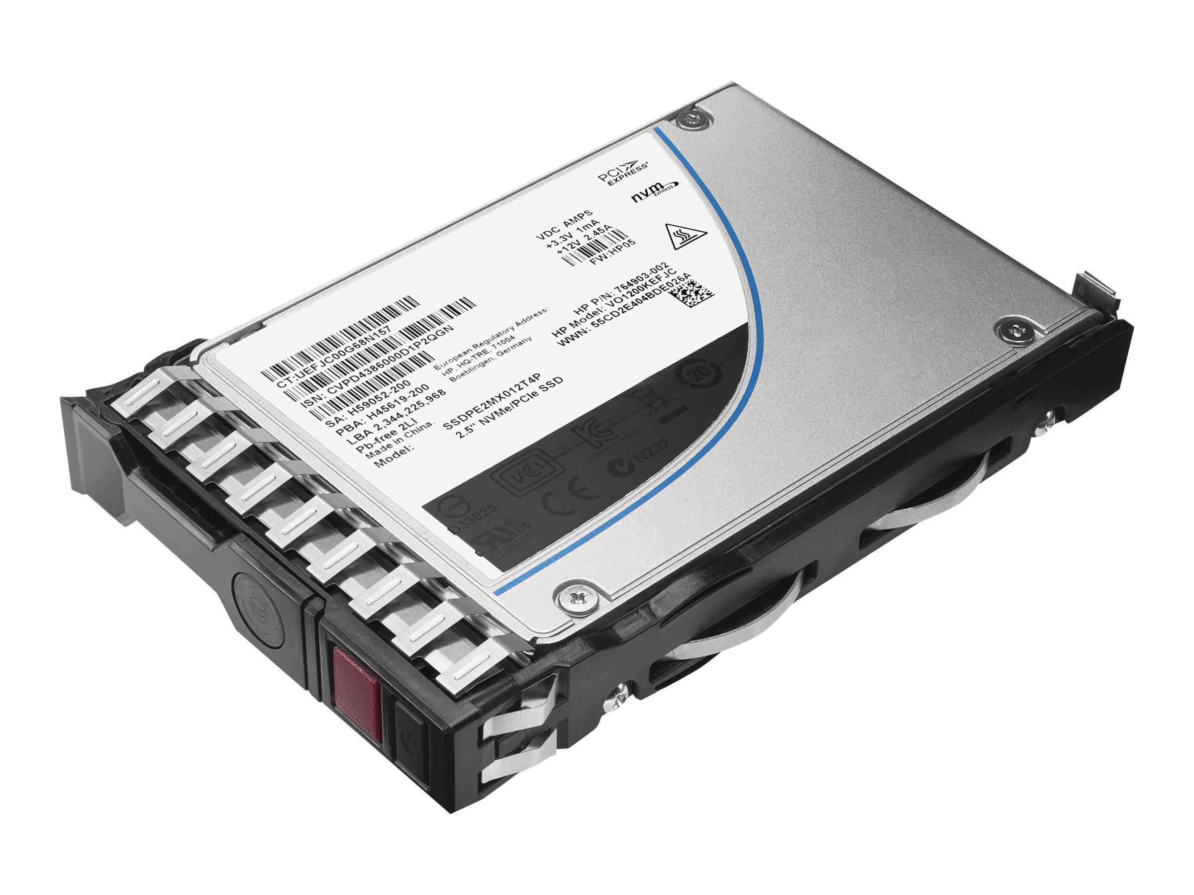 SSD 200GB SATA Hp 200Gb 6G Mu 2 Lff Scc