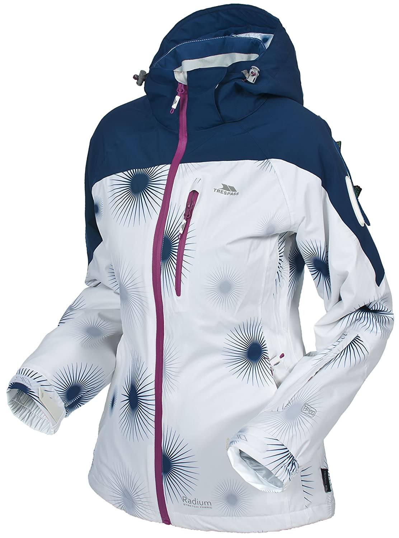 e1d8da31a883 Trespass Women s Ideally Ski Jacket  Amazon.co.uk  Sports   Outdoors