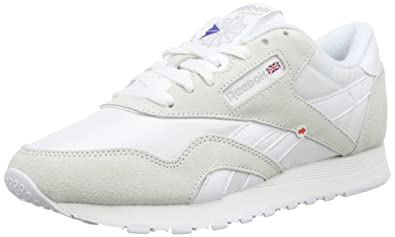 Reebok Men's CL NYLON Classic Sneaker
