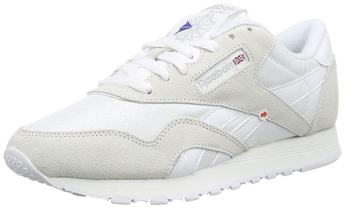 0aefea563f91d Reebok Men's CL NYLON Classic Sneaker