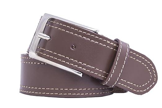 Shenky Cintura in in Cintura pelle con cucitura 4 cm elegante alta   5ce14a
