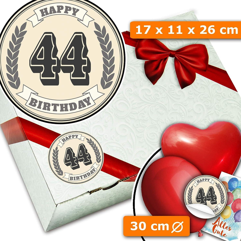 44 Gift Ideas Envelope Boxes 44 Gifts For 44 Birthday Amazon De Burobedarf Schreibwaren