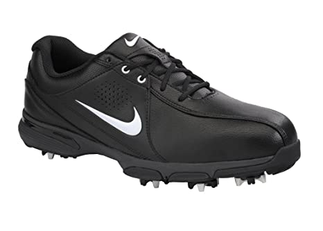 27d9573f2247 Buy Nike Mens Durasport III Wide Spiked Golf Shoes - White (Size  UK 10)  Online at Low Prices in India - Amazon.in