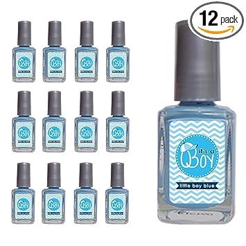 Amazon Com It S A Boy Little Boy Blue Salon Quality Nail