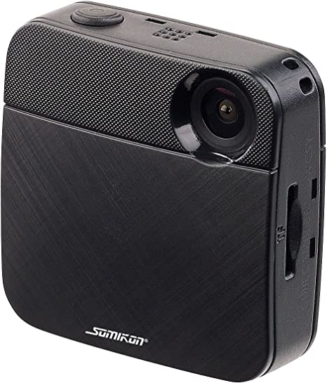 Somikon – Mini bodycam: Mini HD de Body de CAM con WiFi ...