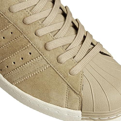adidas Superstar 80s chaussures 4,0 khakigold: