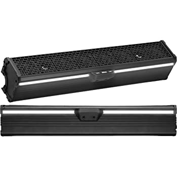 Amazon Com Boss Brrc27 500w Powered Sound Bar Bluetooth