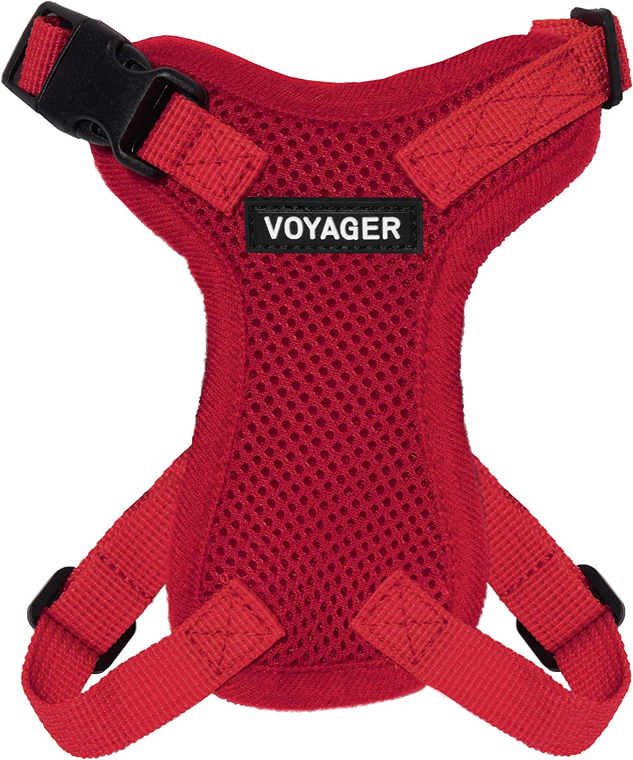 Adjustable Step-in Vest Harness for Small and Large Dogs Voyager Step-in Lock Dog Harness Royal Blue L Chest: 19-30 Large