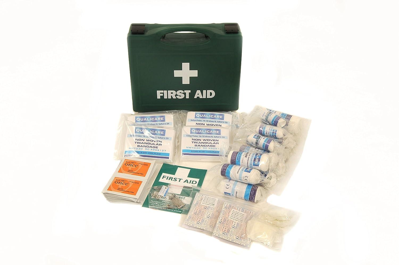 QF1120 Qualicare First Aid Kit HSE 1-20 Person Nightingale Nursing Supplies