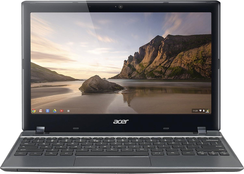 Acer C720P-29554G01aii 11.6 Touchscreen LED Notebook - Intel Celeron 2955U 1.40 GHz - 4 GB RAM - 16 GB SSD - Intel HD Graphics - Chrome OS 32-bit - 1366 x 768 Display - Bluetooth - NX.MJAAA.004 by Generic