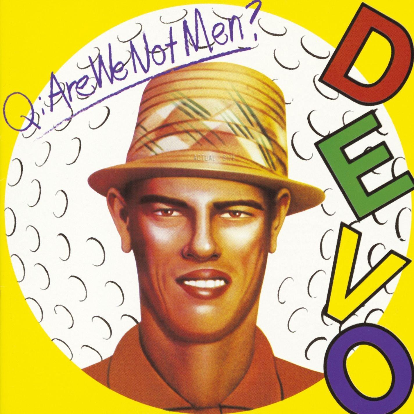 Devo - Q: Are We Not Men? A: We Are Devo. - Amazon.com Music