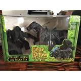 Lord of the Rings Fellowship of the Ring Ringwraith with Horse Action Figure 2-Pack ToyBiz 81183