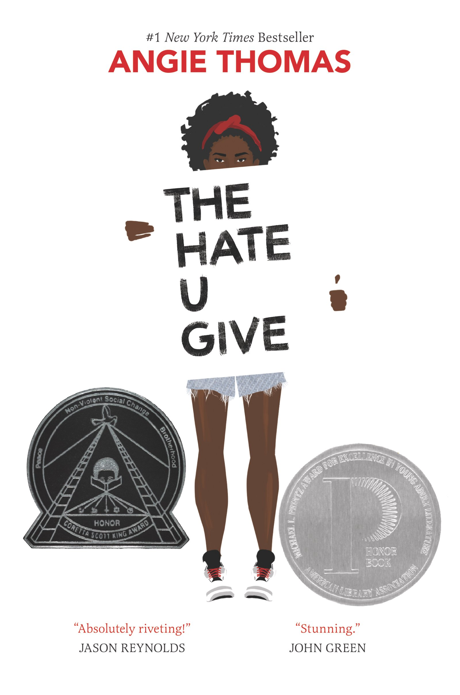The Hate U Give: Amazon.ca: Thomas, Angie: Books