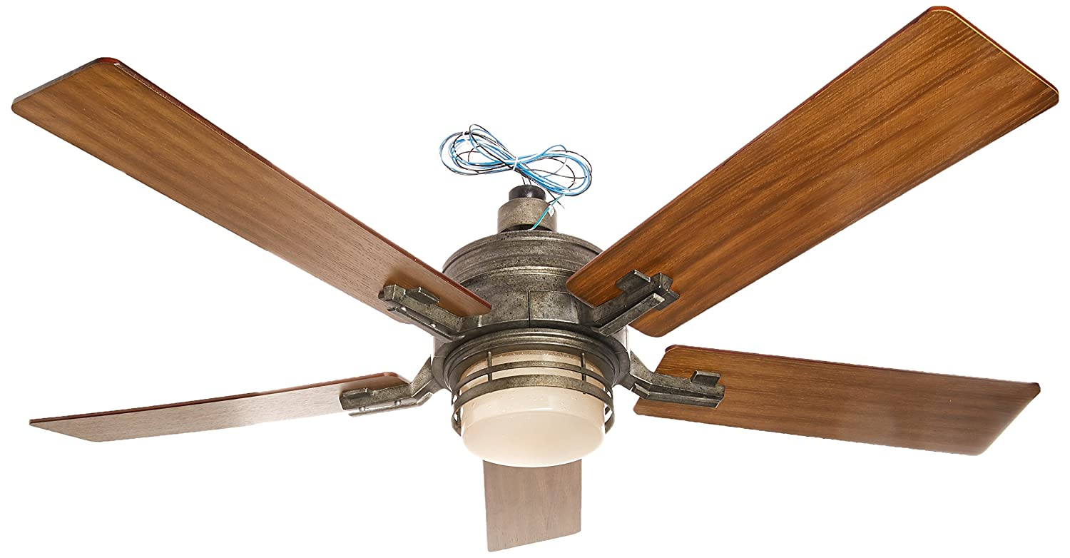 Emerson Ceiling Fans CF880VS Amhurst Indoor Ceiling Fan With Light ...