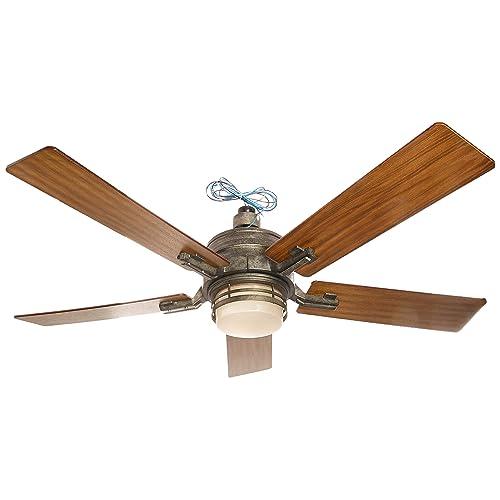 Vintage Ceiling Fan With Light: Amazon.com