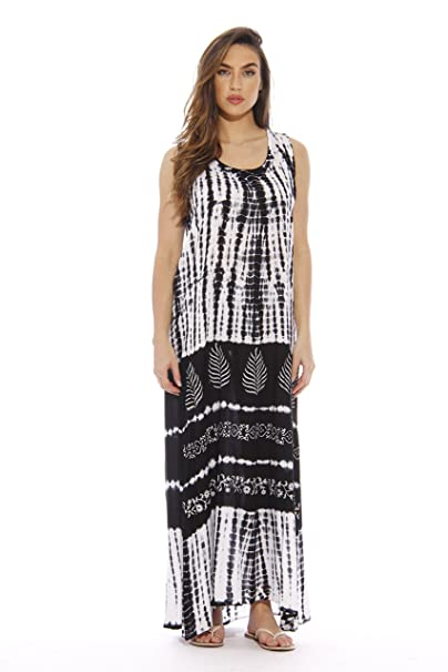 f17ebb32fe Riviera Sun 21542-BLK-M Summer Dresses Plus Size Women to Petite Black