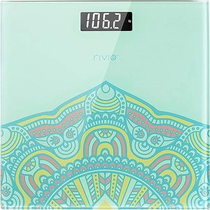New 180KG Digital Sensor LCD Tempere Glass Bathroom Scale Body Weight Batteries
