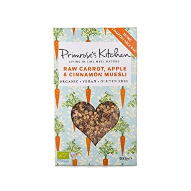 Primroses Kitchen Muesli ecológico de avena sin gluten con ...
