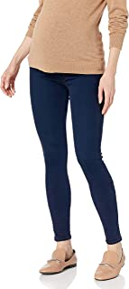 product image for James Jeans Women's Twiggy Maternity External Band Skinny Jean in 8767 Dark