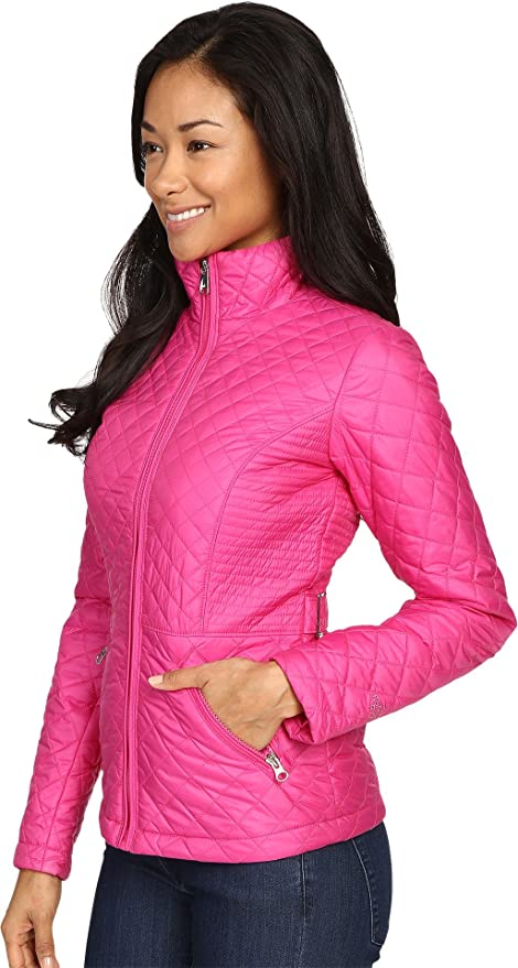 311ae41f3a8c The North Face Women s Insulated Luna Jacket at Amazon Women s Coats Shop