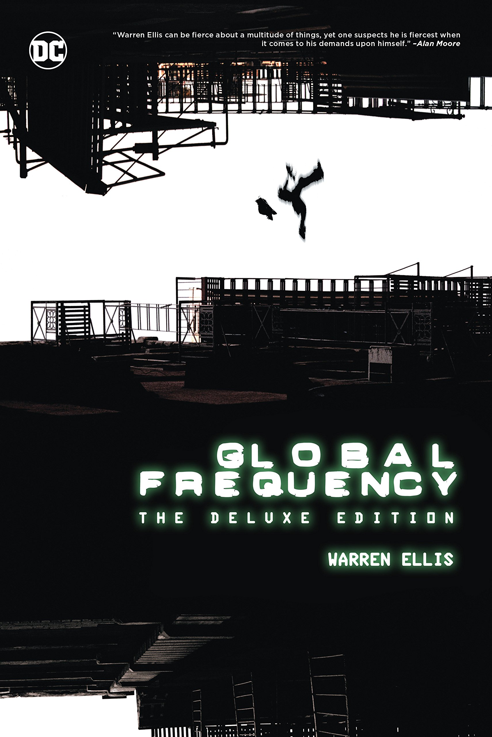 Download Global Frequency: The Deluxe Edition pdf