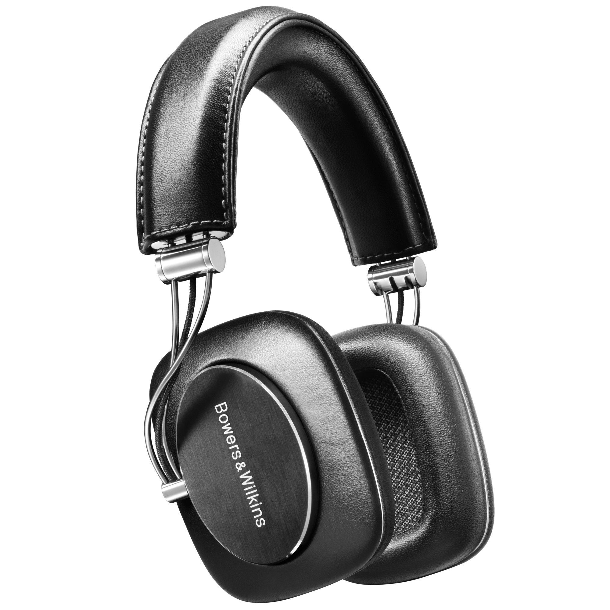 Bowers & Wilkins P7 Wired Over Ear Headphones, Black by Bowers & Wilkins