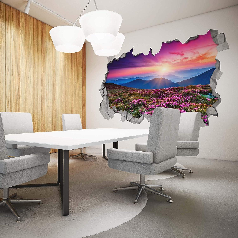 Pitture E Trattamenti Per Pareti 87 X 48 Cm Sole Alieno Decorazione Adesivi 3d Murali Carta Da Parati 3d Effetto Fai Da Te Laaldeasanicolas Es