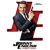 Johnny English Strikes Again (DVD Plus Digital Copy) [2018]