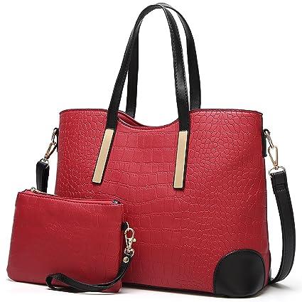 Buy Ynique Women Designer Handbags Tote Purse Shoulder Bags Online at Low  Prices in India - Amazon.in 6f2cc485de45d