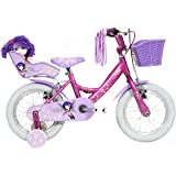 Raleigh Girl's Molli inch Bike - Pink