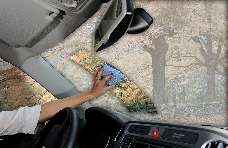 Amazon fr alclear 950014 éponge auto microfibre ultra anti buée de la visibilité au lieu dun risque daccident
