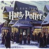 【无外盒】[英文原版]Harry Potter the Complete Series1-7boxset paperback 哈利波特美国版1-7套装平装全集 15周年纪念版