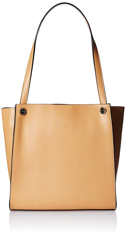e6abfdc087ab8a Allen Solly Women's Shoulder bag (Tan): Amazon.in: Shoes & Handbags