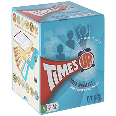 Time's Up - Title Recall: Toys & Games