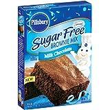 Sugar Free Milk Chocolate Brownie Mix, 12.35 ounce (2 Pack)