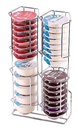 Dispensador de cápsulas tassimo, 32 cápsulas |Garantía Babavoom | Se puede montar en la