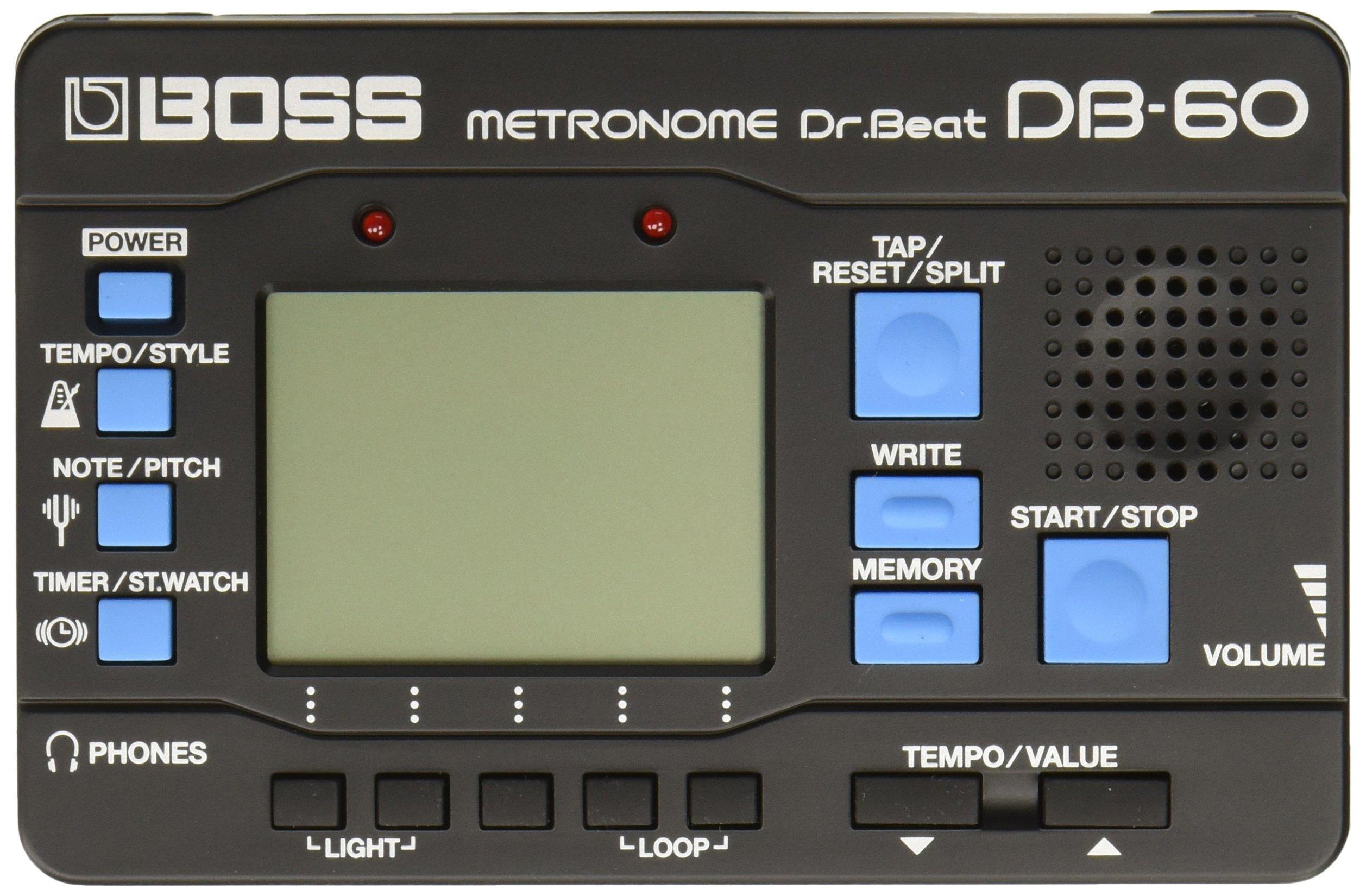 BOSS DB-60 Metronome