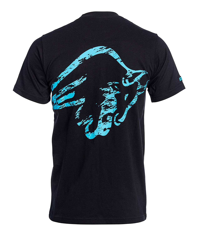 OX OX-W550603 Poloshirt-M-Blue Clothing Medium