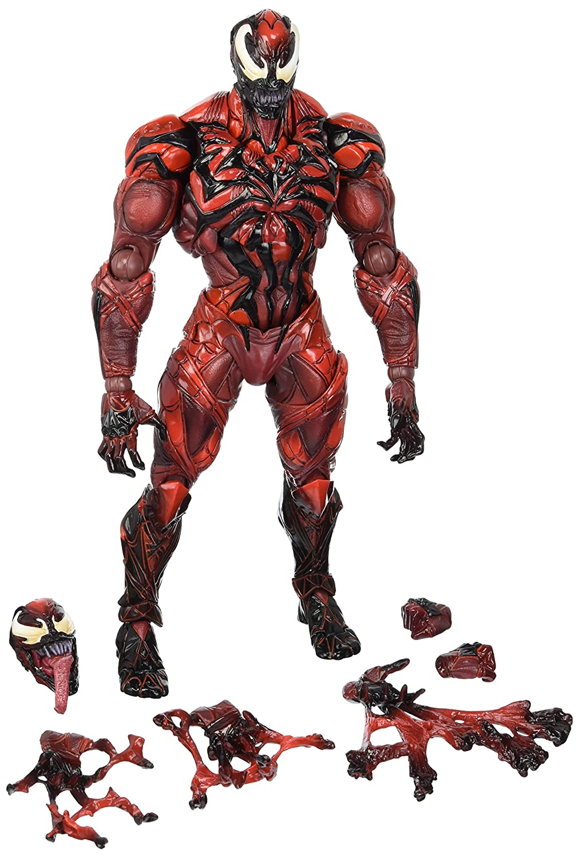 Square Enix Marvel Universe Variante: Venom Play Arts Kai Action Figur (Limited Farbe Version)
