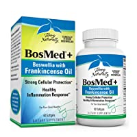 Terry Naturally BosMed + Boswellia with Frankincense Oil - 60 Softgels - Healthy...