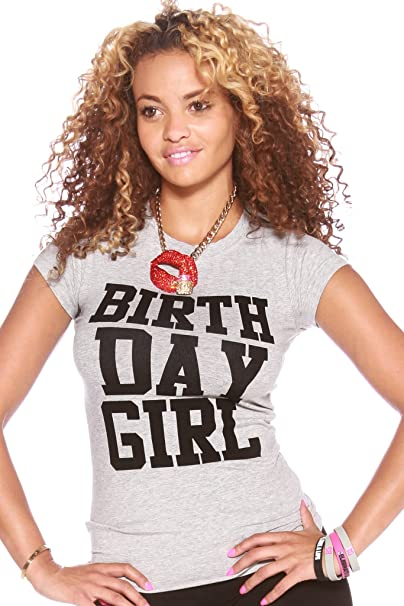 Birthday Girl Gift Shirt for Women - Bday Oufit