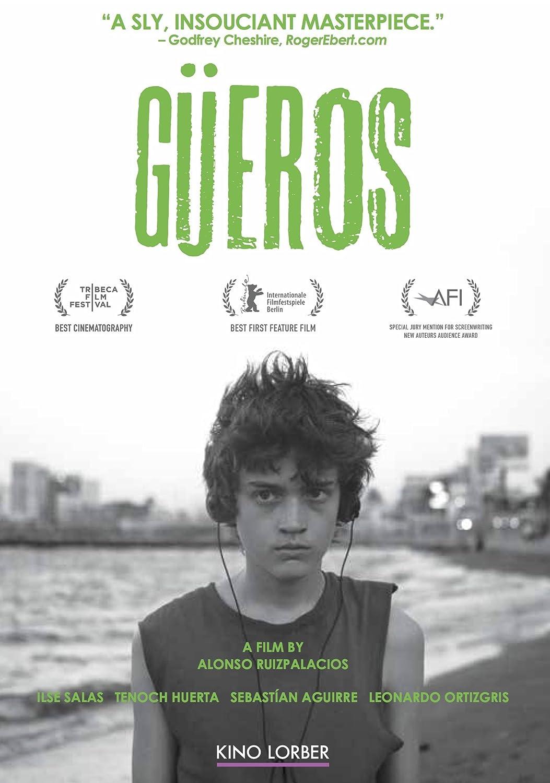 Amazon.com: Gueros: Ilse Salas, Tenoch Huerta, Sebastián Aguirre, Leonardo  Ortizgris, Alonso Ruizpalacios: Movies & TV