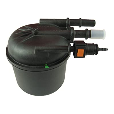 AccurateDiesel 6.7L Powerstroke Fuel Filter Return Connection Repair Quick Connector (2020+): Automotive