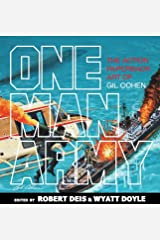 One Man Army: The Action Paperback Art of Gil Cohen (12) (Men's Adventure Library) Hardcover