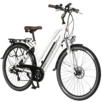 E-Bike City Bike 28 B15 de D AsVIVA 36 V 14,5