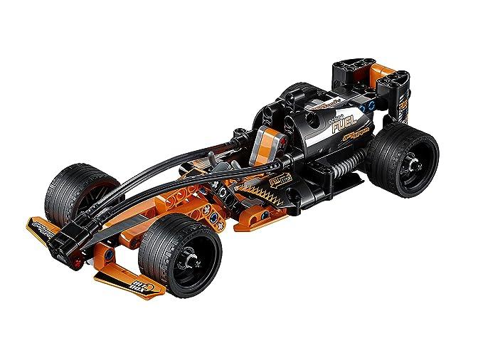 42026 KitJeux Champion Technic Model Black Racer Lego T3K1JFlc