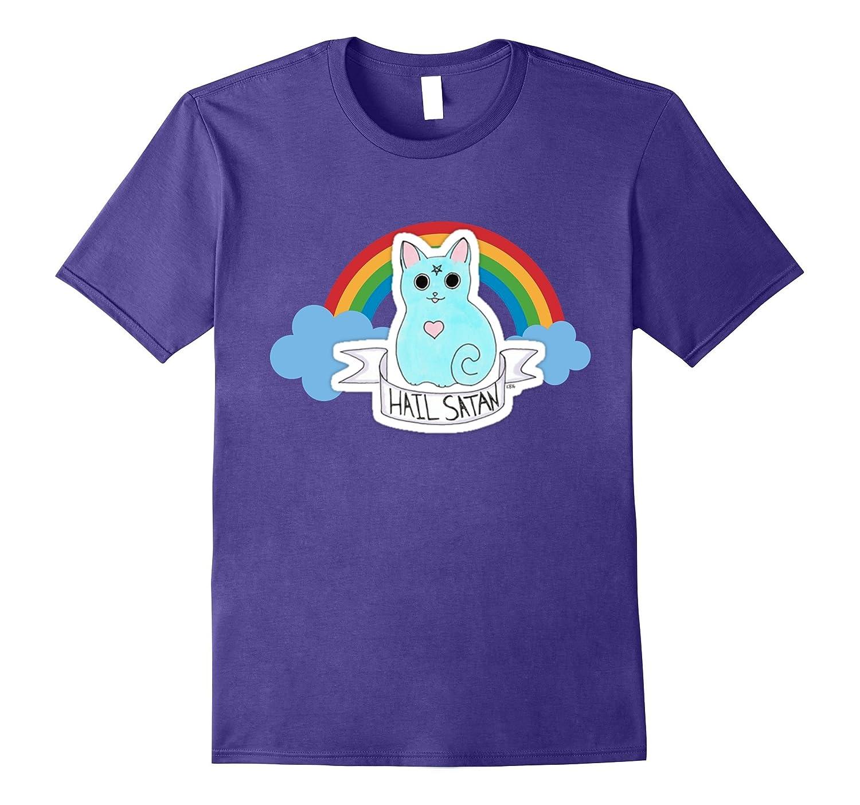 Hail Satan Shirt-FL