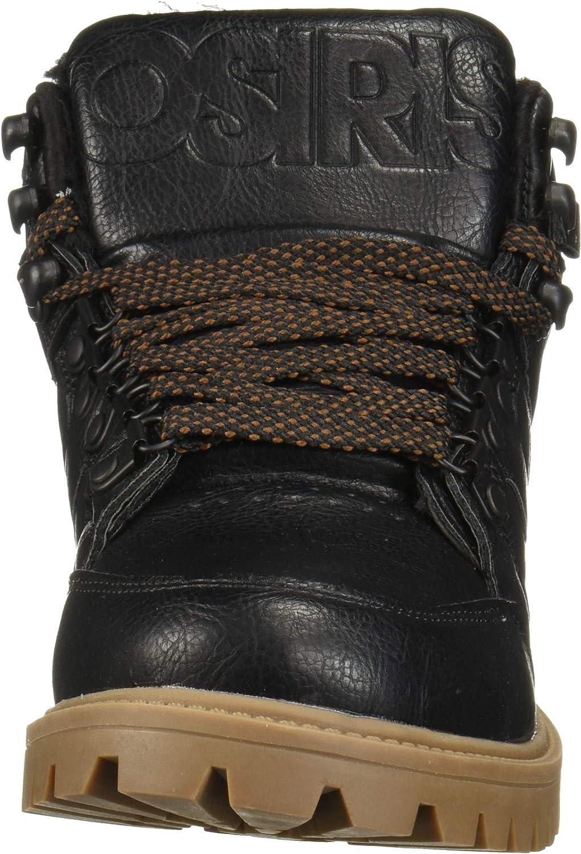 Osiris Convoy Boots Military//Black
